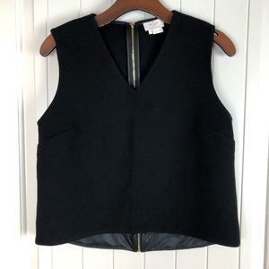 Kate spade wool blend sleeveless top